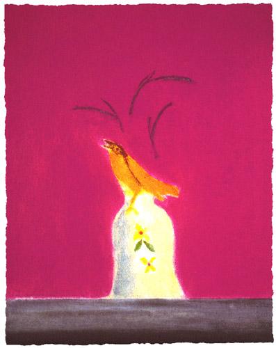 Craigie Aitchison at Advanced Graphics London | Prints | Paintings | Biography