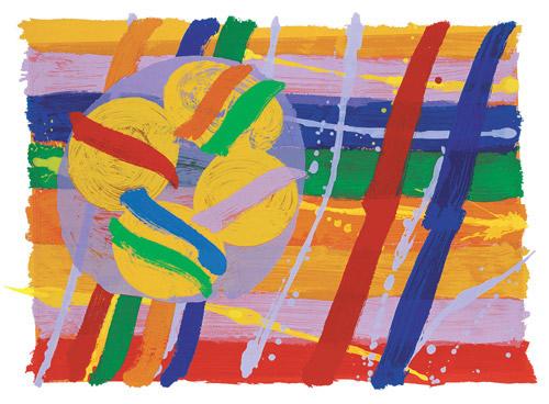 Albert Irvin at Advanced Graphics London | Prints | Paintings ... Anthony Hopkins